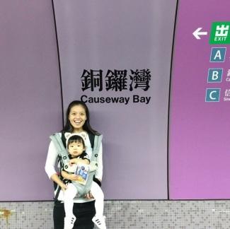 Causeway Bay.