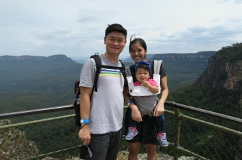 Fambam at Blue Mountains.